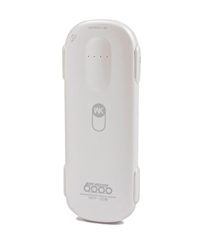 6000mAh Power Bank - White