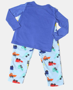 Kids Pyjama Set - Blue