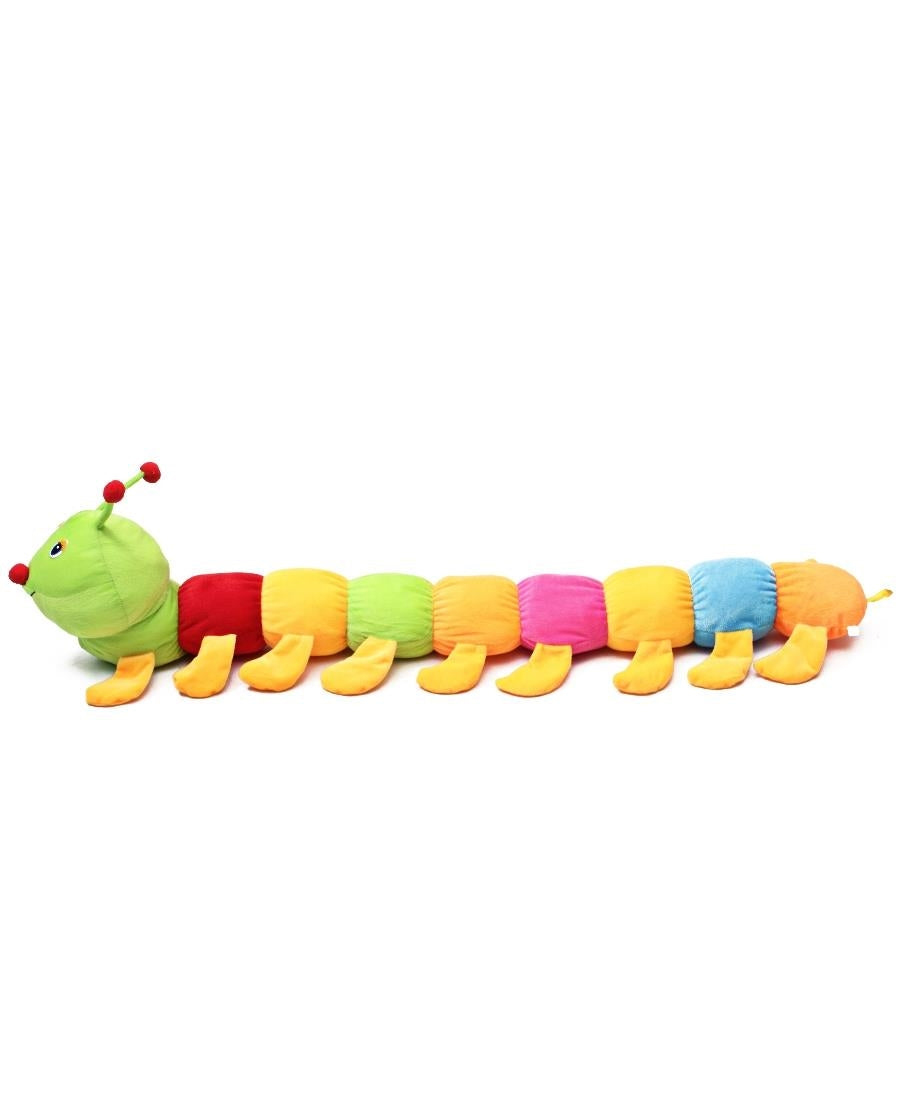 102cm Stuffed Plush Worm - Multi