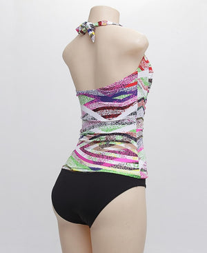 2 Piece Swimsuit - Multi