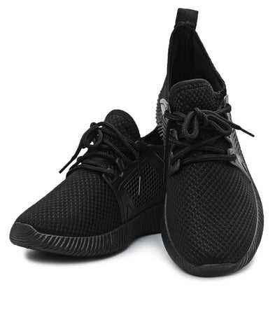 Youth Sneakers - Black