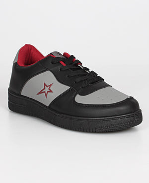 Youth Jazz Sneakers - Black