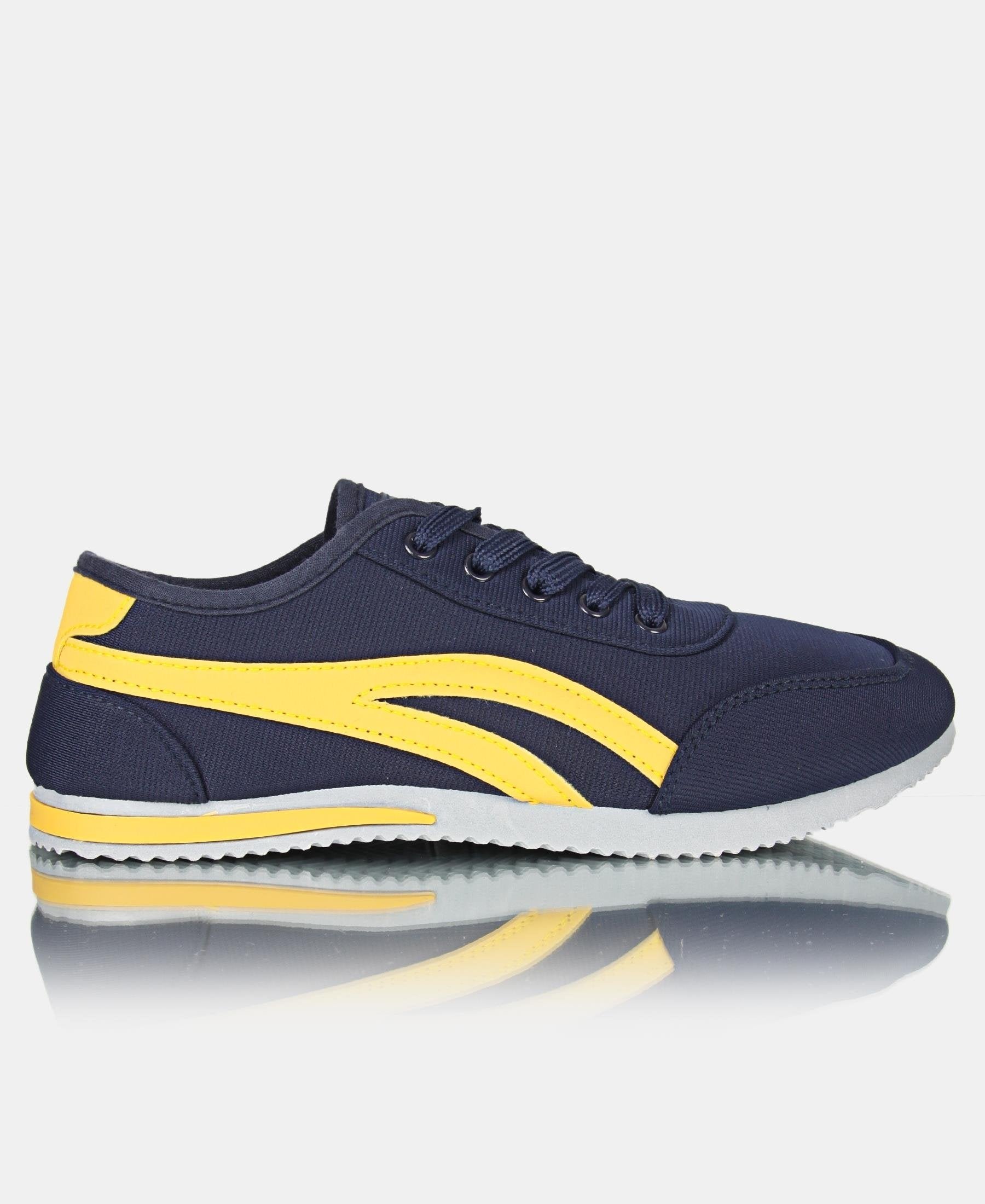 Youth Kendrick Sneakers - Navy