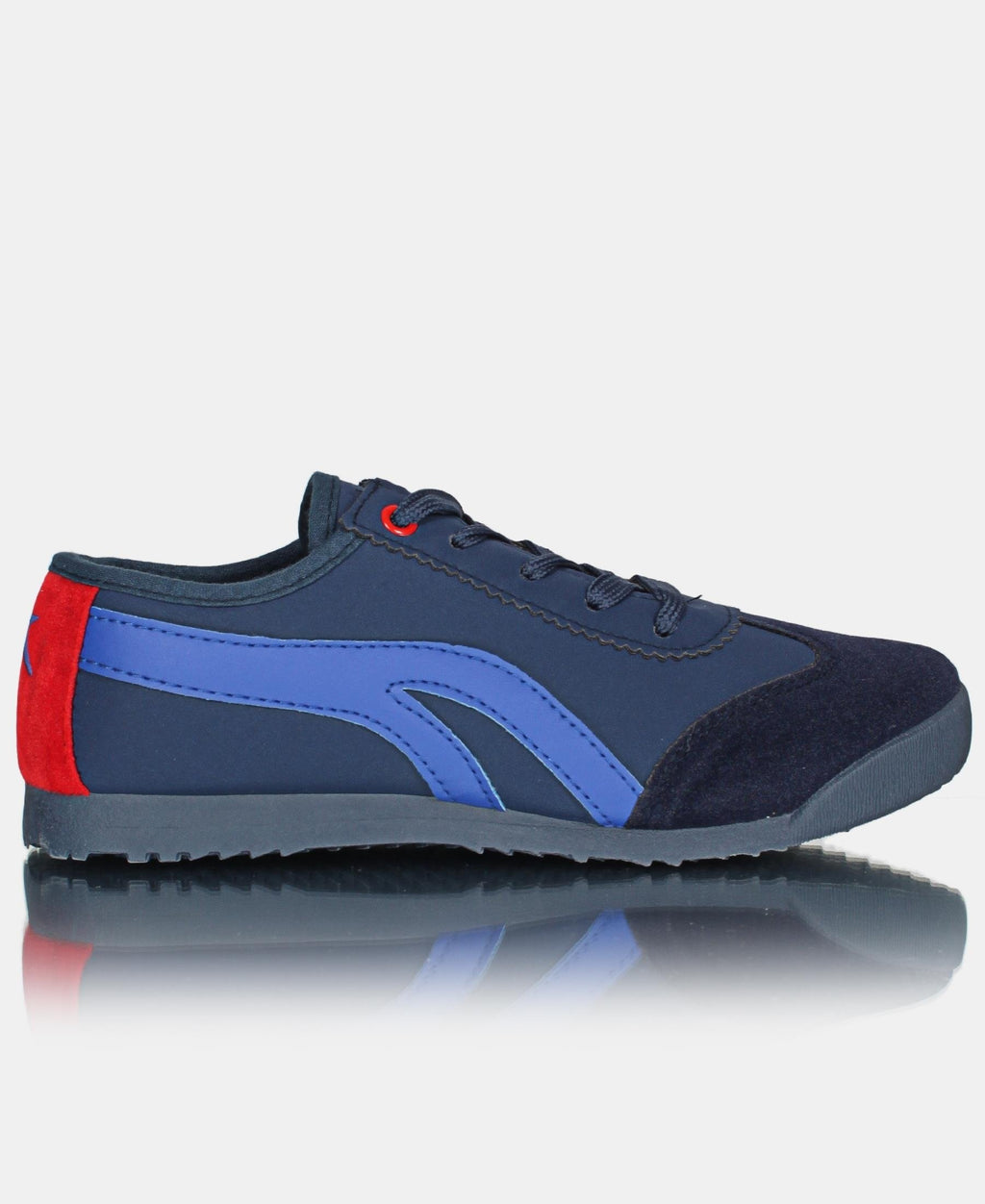 Youth Lamar Sneakers - Navy