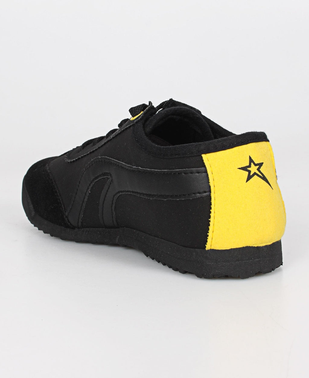 Youth Lamar Sneakers - Black
