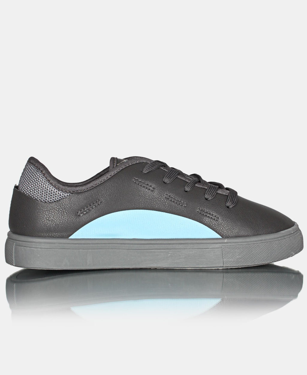 Youth Nash Sneakers - Charcoal