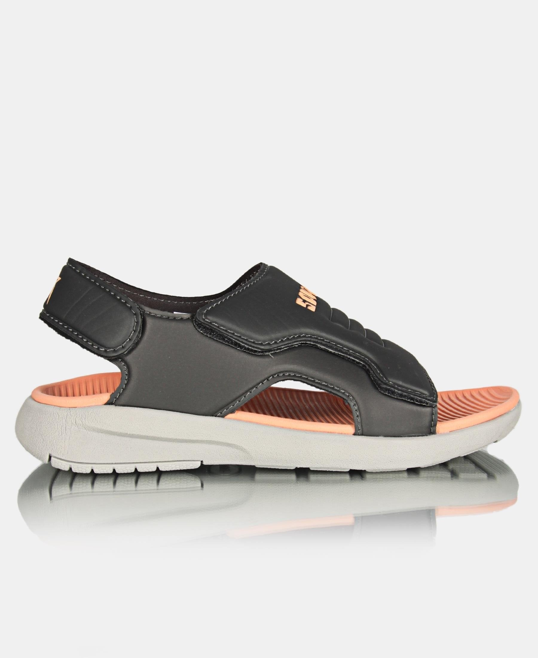 Youth Parker Sandals - Grey