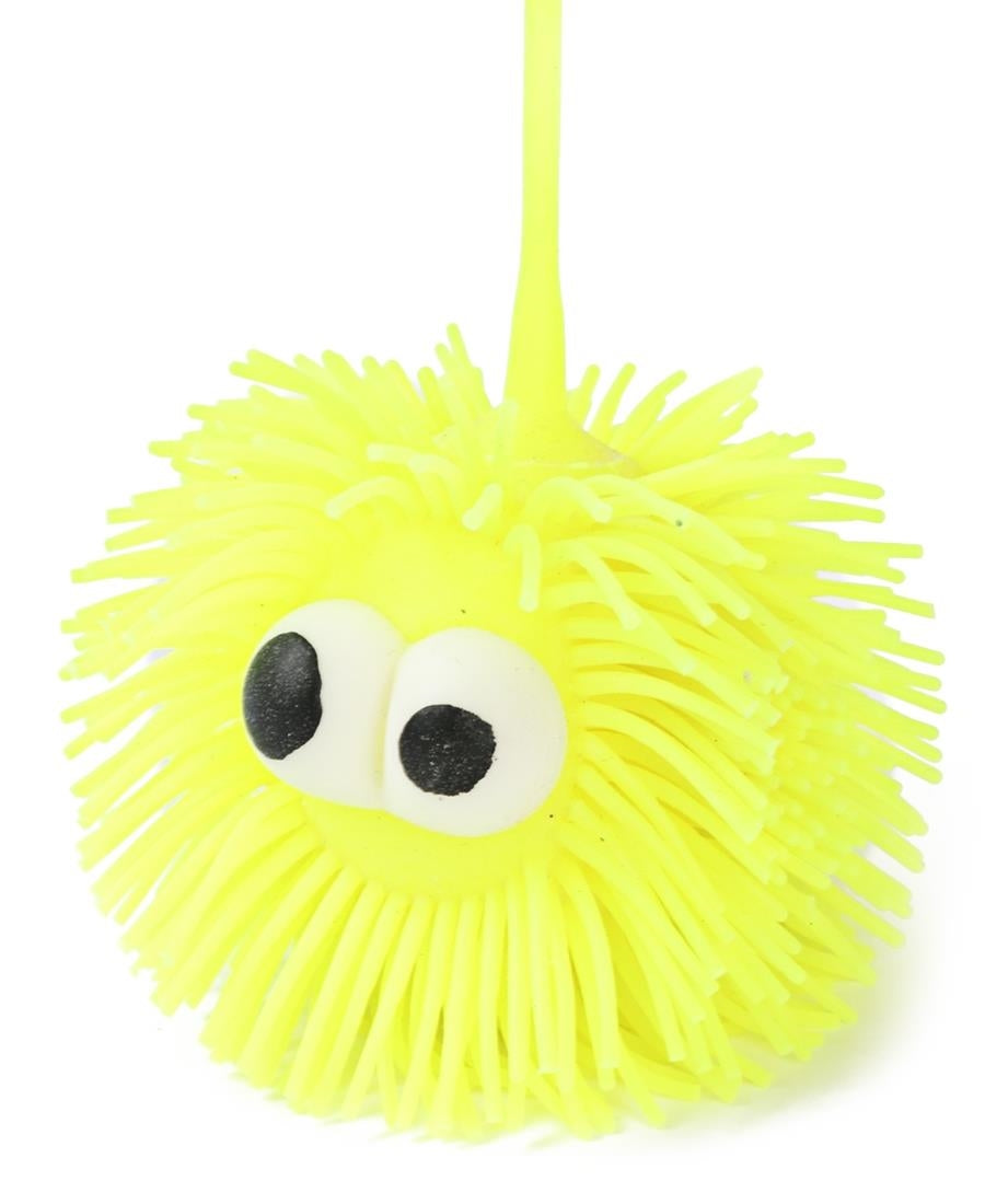 Mini Squishy Puffer Light Ball - Light Green