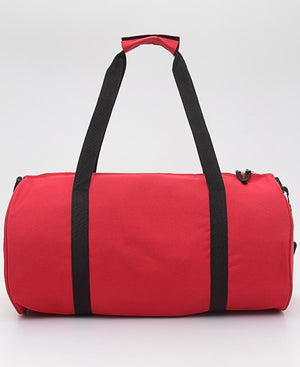 Lonsdale Duffel Bag - Red