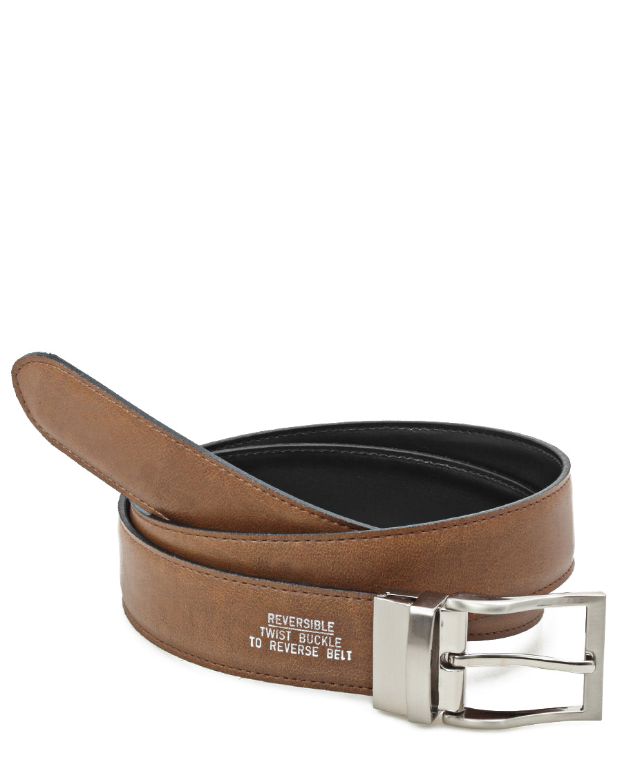 Reversable Belt - Tan