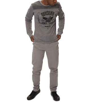 Chino Pants - Grey