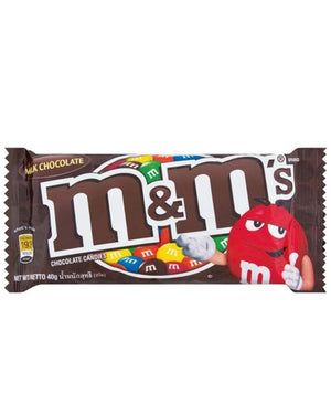 M&M's Chocholate 45g - Brown