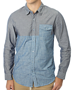 Farin Shirt - Blue