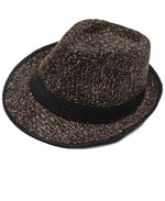 Fedora Hat - Brown