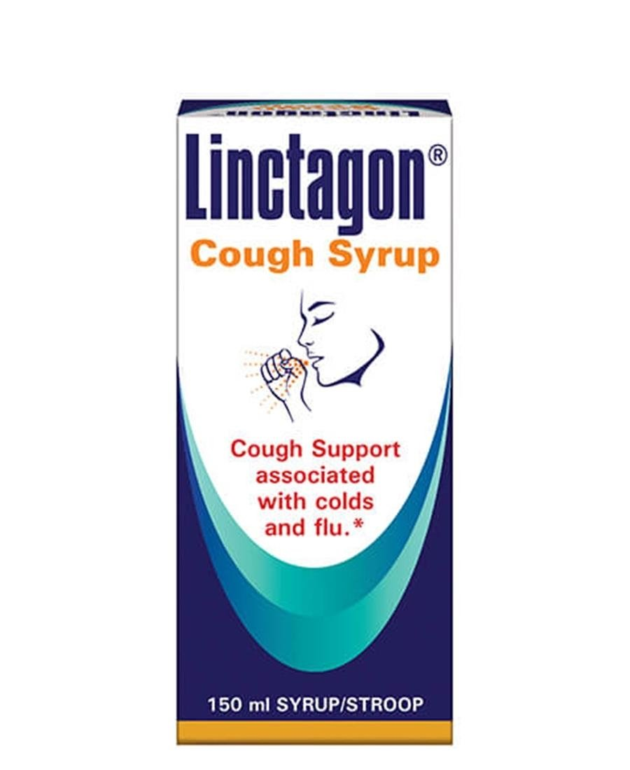 Linctagon Cough Syrup 150ml - Blue