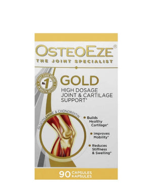 Osteoeze Gold 90 capsules - White