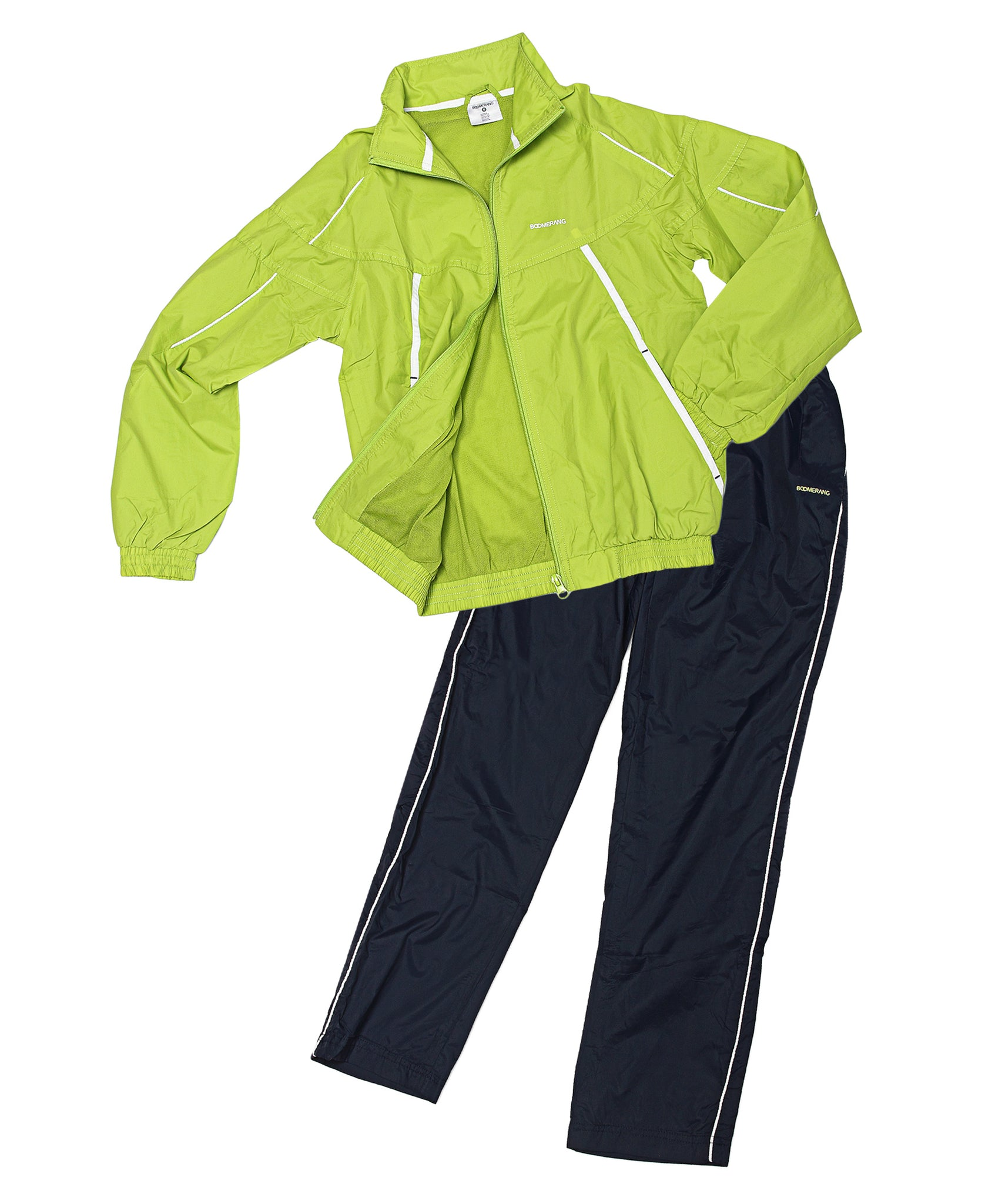 Kids 2 Piece Tracksuit - Green