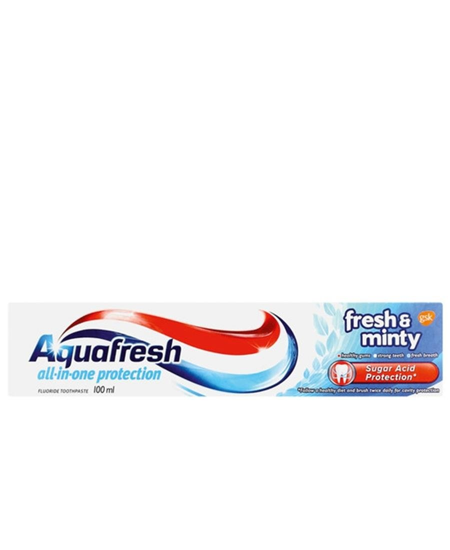 Aquafresh Toothpaste 100ml - White