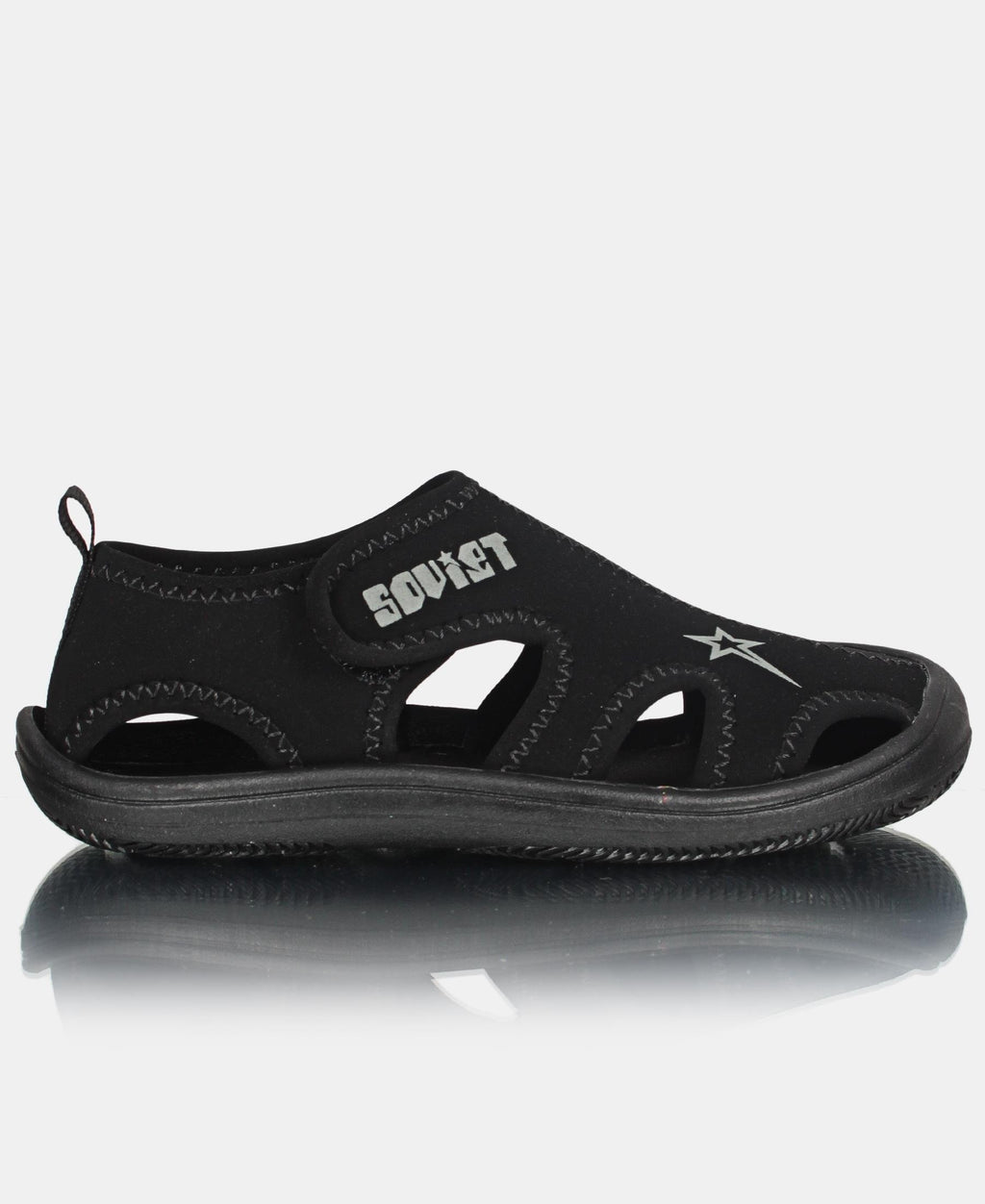 Kids Ramba Sandals - Black