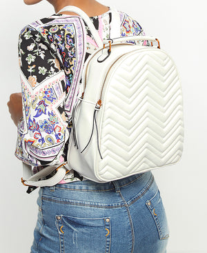 Backpack - White