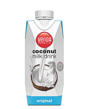 Original Flavoured Coconut Milk Drink 330ml - White