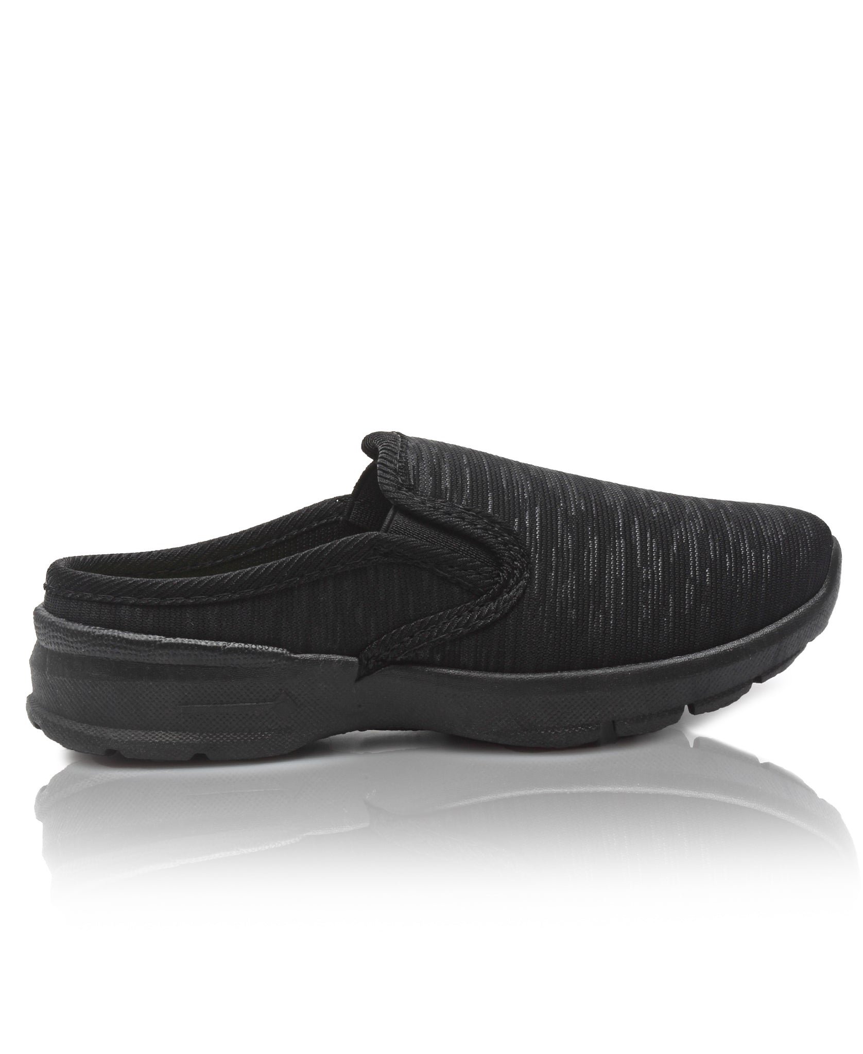 Girls Slip On - Black