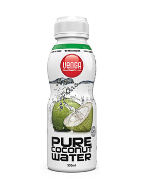 Pure Coconut Water 330ml - White