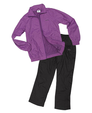 Kids 2 Piece Tracksuit - Purple