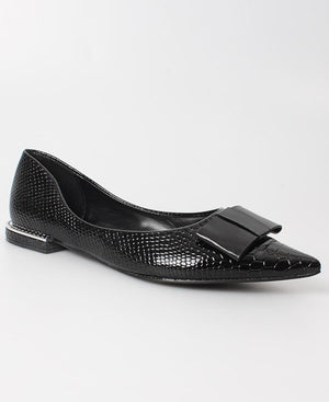 Pointy Pumps - Black