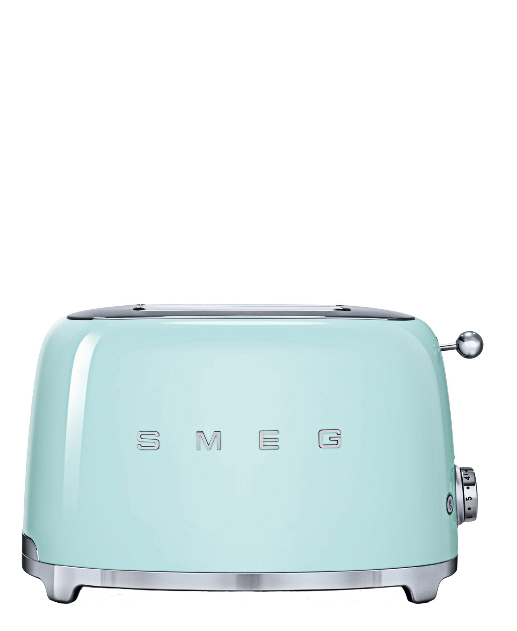 Smeg 4 Slice Toaster - Green