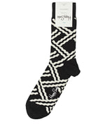 Chain Socks - Black