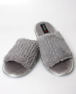 Bedroom Slippers - Grey