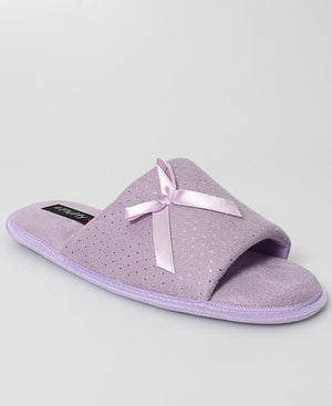 Bedroom Slippers - Purple