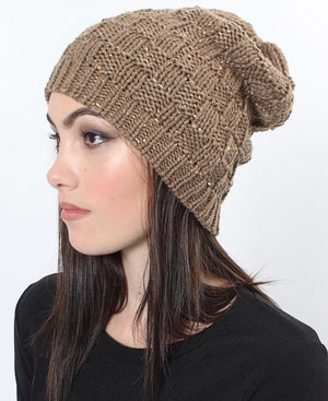 Sequence Beanie - Olive