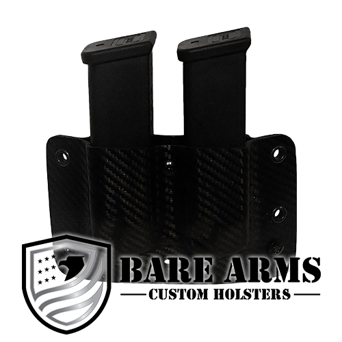 Double Mag Carrier - Black Carbon Fiber