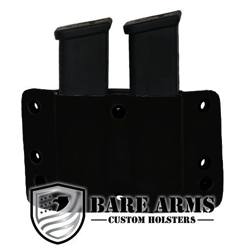 Double Mag Carrier - Black