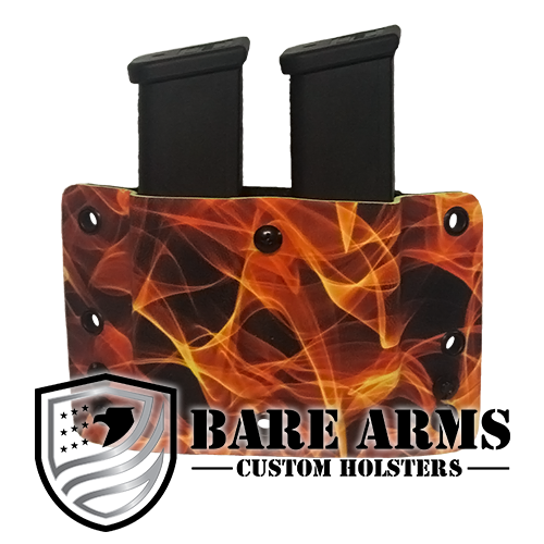 Double Mag Carrier - Flames