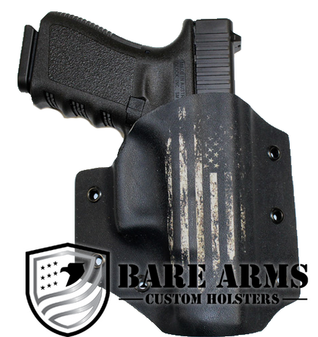 Custom Kydex Gun Holsters | Gun Holsters | Bare Arms Holsters