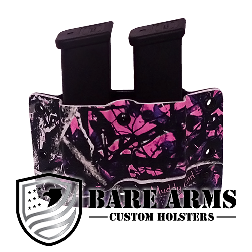 Double Mag Carrier - Muddy Girl