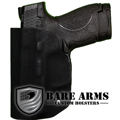 Custom Holster Designer for Mobile - IWB