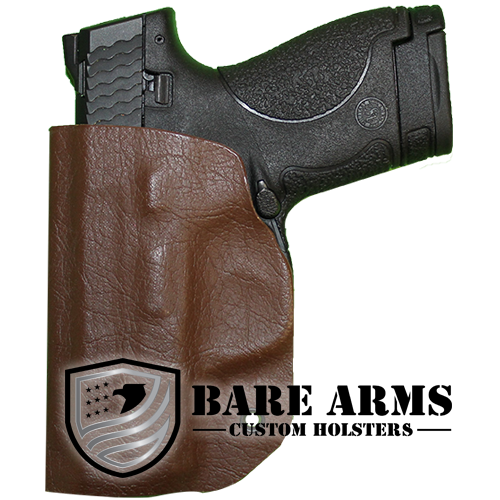 IWB - Brown Leather