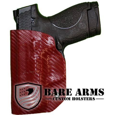 IWB-Carbon Fiber Red