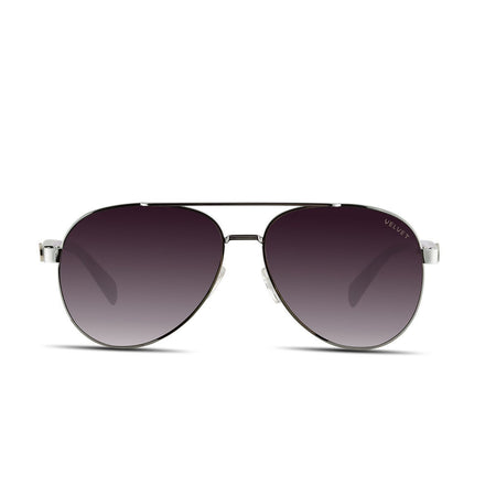 VELVET EYEWEAR BONNIE SILVER, AVIATOR SUNGLASSES, VELVET SUNGLASSES, VELVET TRENDS