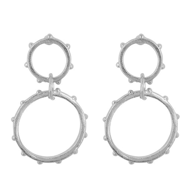 Double Studded Ballon Hoops