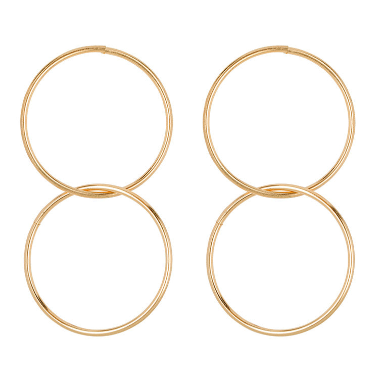 Statement Innercircle Hoops