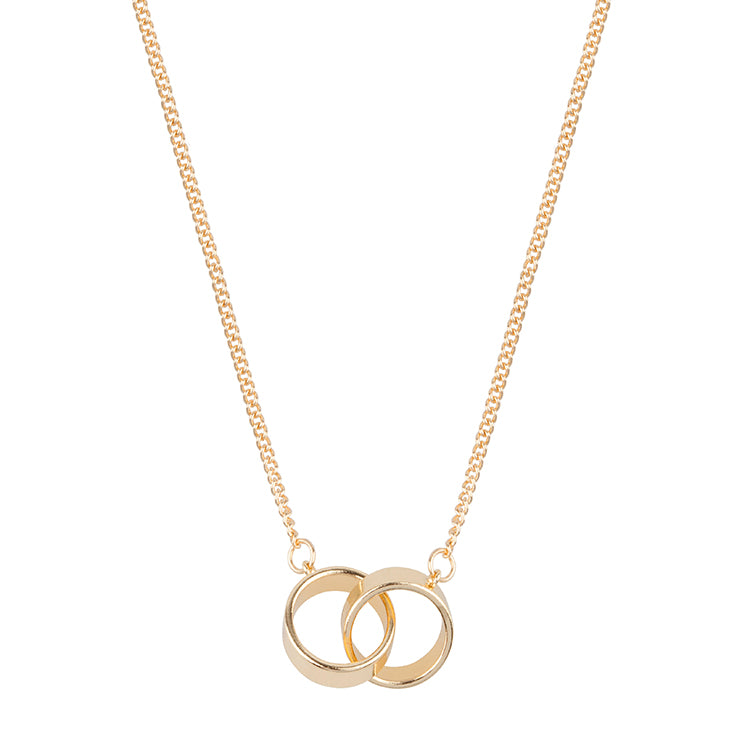 Tribeca Circle Necklace