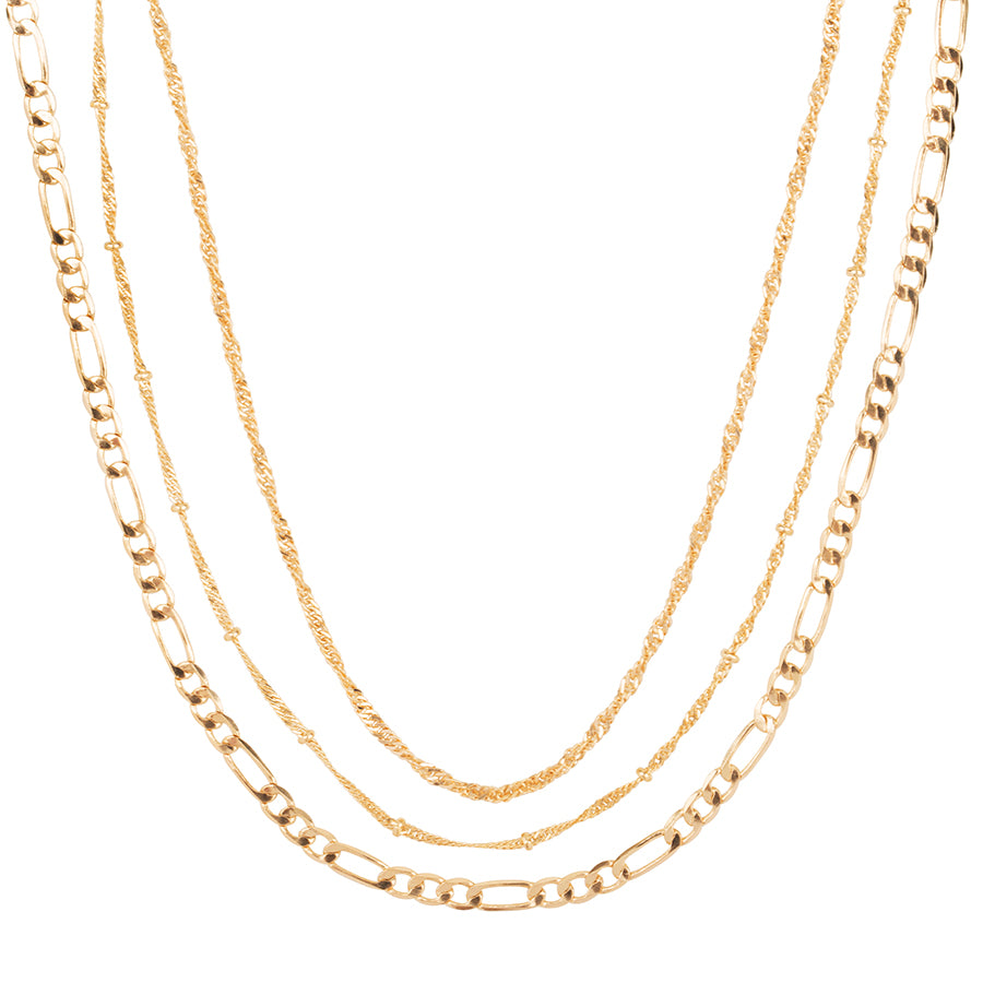 Chain it Up Necklace Set