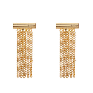 Club Manhattan | Tassle Earrings | €19.95