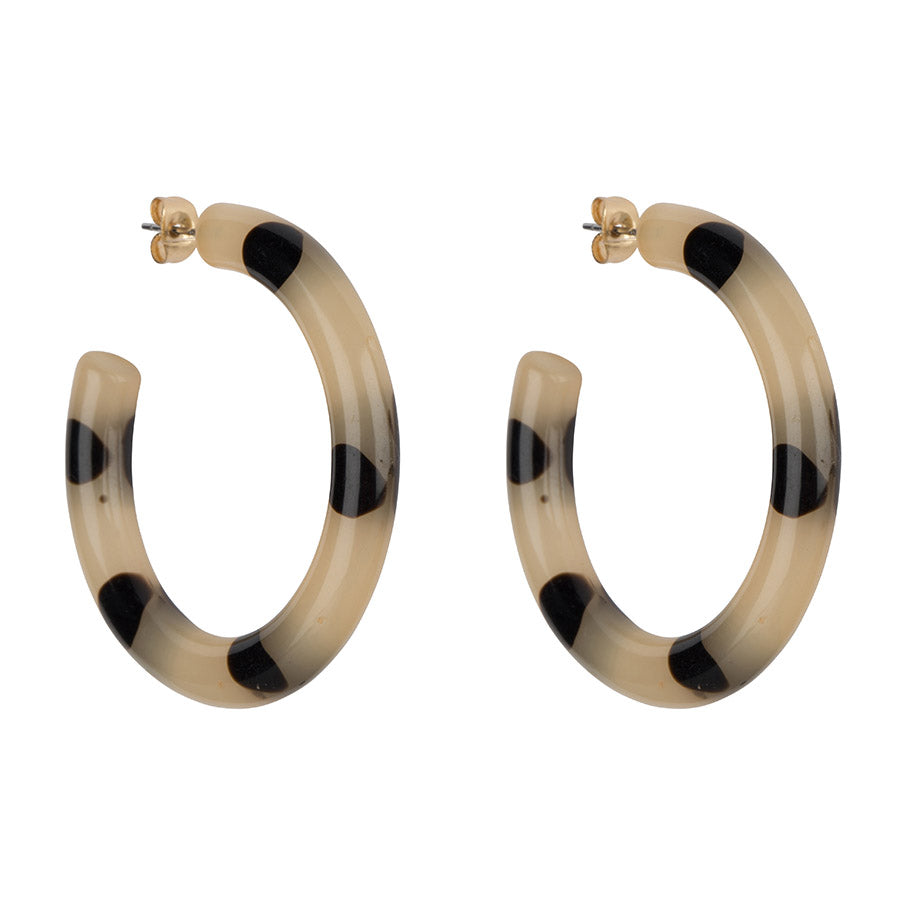 Dottie Dot Hoops