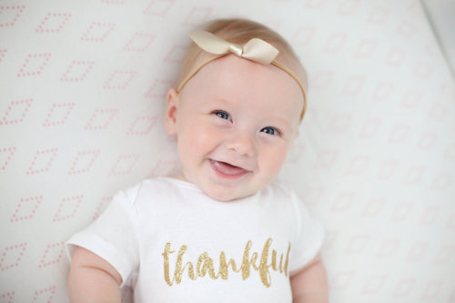 Thankful | Thanksgiving Bodysuit